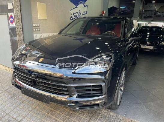 Voiture Porsche Cayenne 2021 à casablanca  Hybride  - 17 chevaux