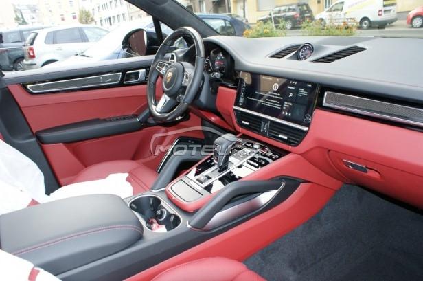 PORSCHE Cayenne Turbo occasion 580064
