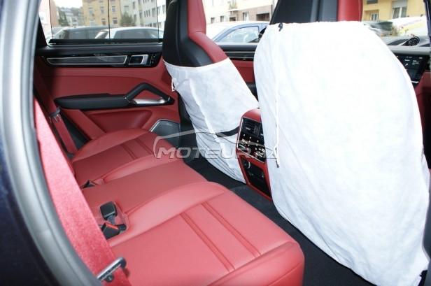 PORSCHE Cayenne Turbo occasion 580057