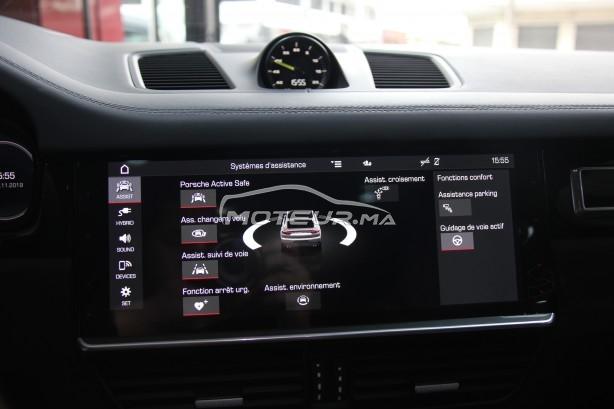 PORSCHE Cayenne E-hybrid coupé (noir/noir) occasion 868264
