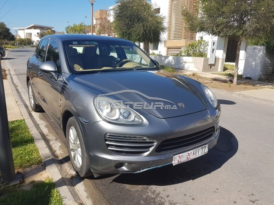 porsche cayenne 2010 diesel 154460 occasion casablanca maroc. Black Bedroom Furniture Sets. Home Design Ideas