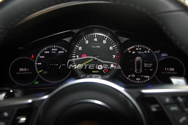 PORSCHE Cayenne E-hybrid coupé (gris/rouge) (importée neuve) occasion 980000