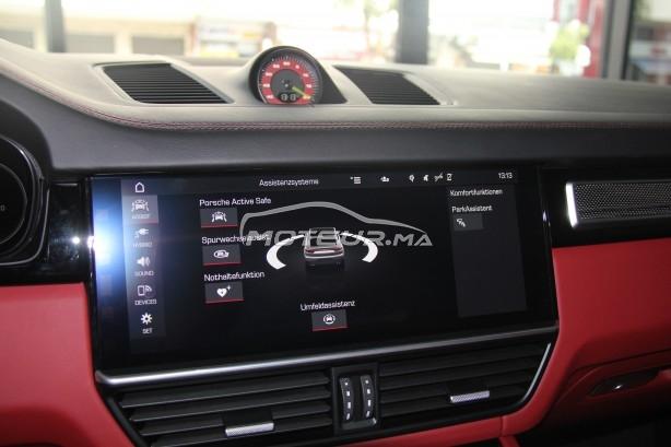 PORSCHE Cayenne E-hybrid coupé (noir/rouge) occasion 968443