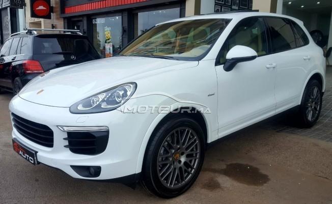سيارة في المغرب PORSCHE Cayenne Platinum - 242496