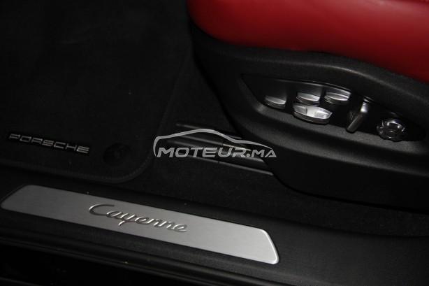PORSCHE Cayenne E-hybrid coupé (noir/rouge) occasion 968442