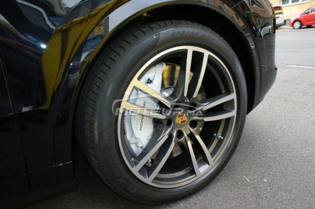 PORSCHE Cayenne Turbo occasion 580054
