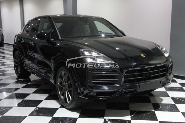 PORSCHE Cayenne Turbo coupé occasion
