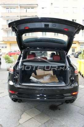 PORSCHE Cayenne Turbo occasion 580060