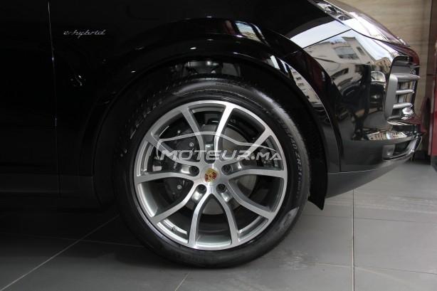 PORSCHE Cayenne E-hybrid (noir/marron) occasion 862704