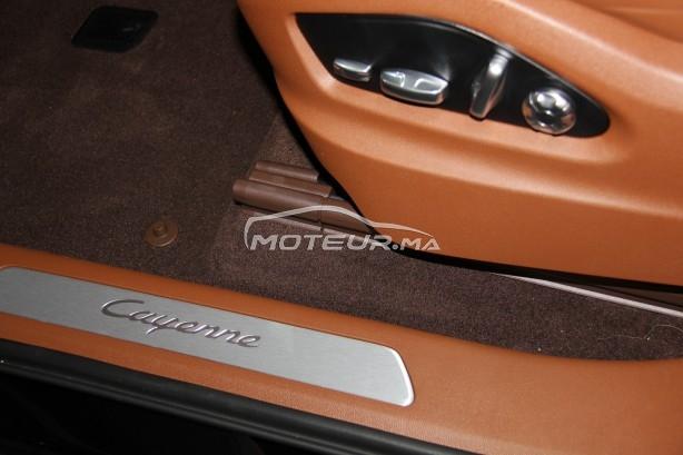 PORSCHE Cayenne E-hybrid (noir/marron) occasion 862709