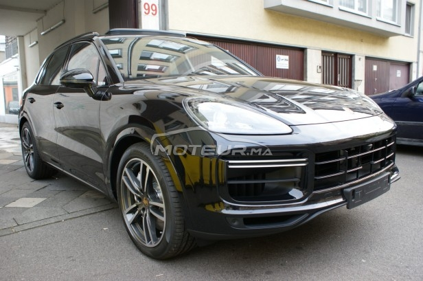 PORSCHE Cayenne Turbo occasion 580049