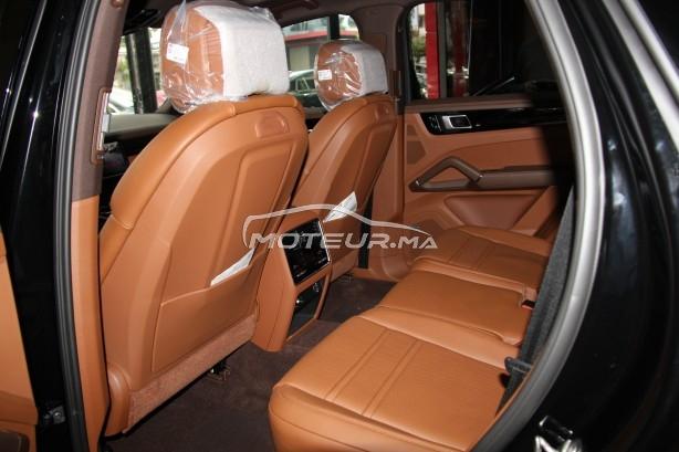 PORSCHE Cayenne E-hybrid (noir/marron) occasion 862710