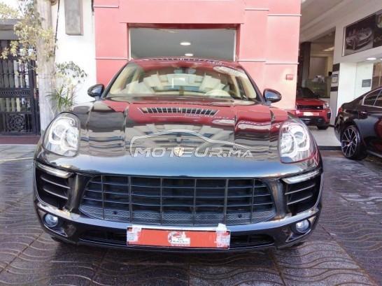 Voiture Porsche Macan 2015 à casablanca  Diesel  - 8 chevaux
