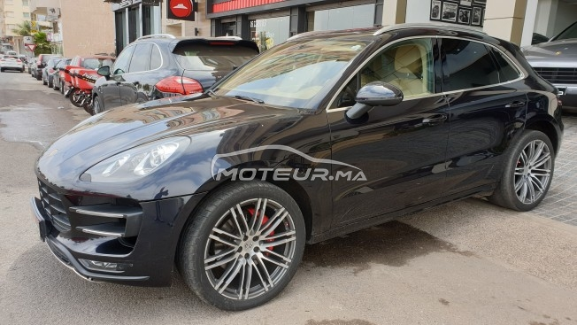 PORSCHE Macan turbo مستعملة