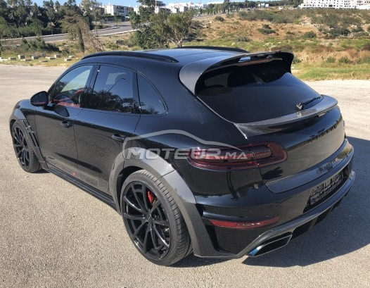PORSCHE Macan turbo Mansory occasion