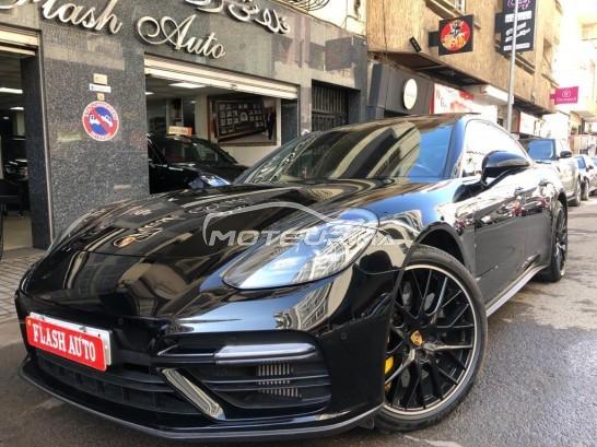 Voiture Porsche Panamera 2017 à casablanca  Essence  - 29 chevaux