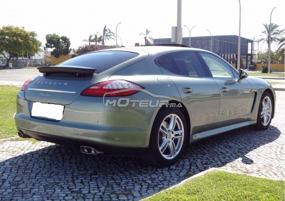 porsche panamera 2012 diesel 134732 occasion casablanca maroc. Black Bedroom Furniture Sets. Home Design Ideas