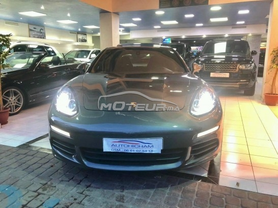 porsche panamera s 2015 diesel 200891 occasion casablanca maroc. Black Bedroom Furniture Sets. Home Design Ideas