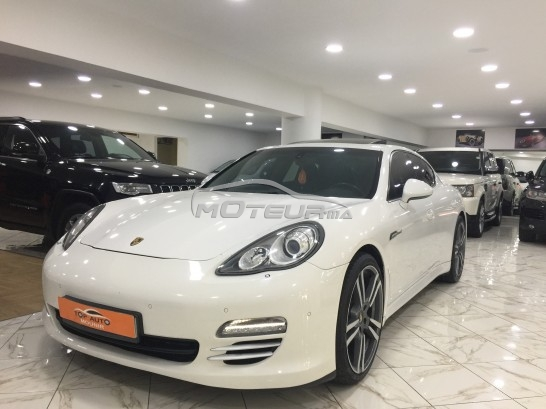 porsche panamera 2013 diesel 149868 occasion casablanca maroc. Black Bedroom Furniture Sets. Home Design Ideas