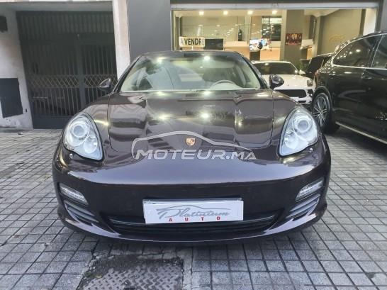 Voiture Porsche Panamera 2011 à casablanca  Essence