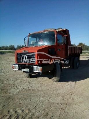 Camion au Maroc RENAULTBenne - 200122