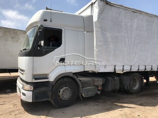 شاحنة في المغرب RENAULT Premium 400-19t 400 - 233063