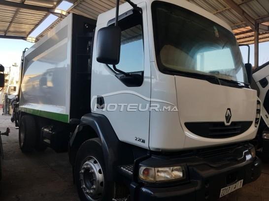 شاحنة في المغرب RENAULT Benne - 233290