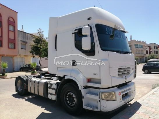 شاحنة في المغرب RENAULT Premium lander - 316298