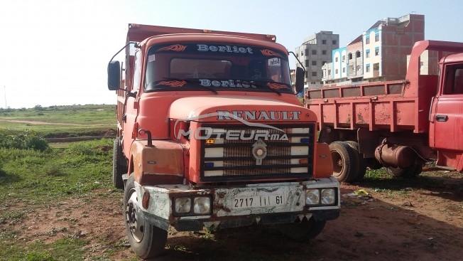 شاحنة في المغرب RENAULT B 110 Berliet - 123167