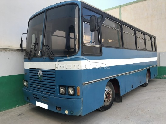 RENAULT Bus autocar 160 pa (41-places) مستعملة