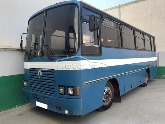 RENAULT Bus autocar مستعملة