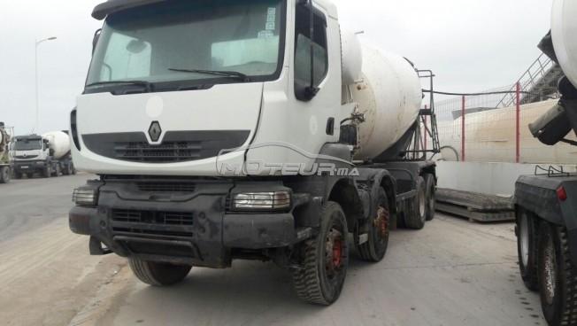 شاحنة في المغرب رونو كيراكس Malaxeur - 214501