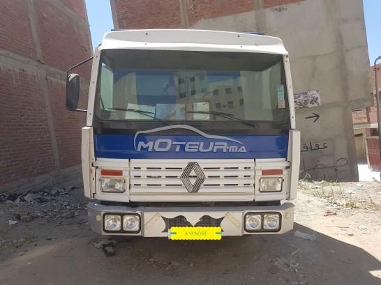 شاحنة في المغرب RENAULT Benne 3.5 t - 174117