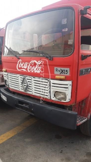شاحنة في المغرب RENAULT Midliner 160 - 258058