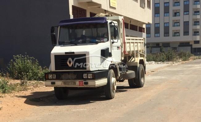 شاحنة في المغرب RENAULT Benne Bibia 14t - 274202