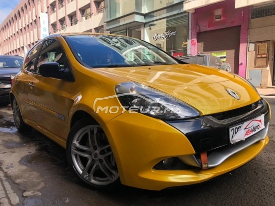 RENAULT Clio Rs.sport occasion 1110013