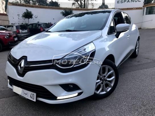 RENAULT Clio occasion Maroc - Annonces voitures