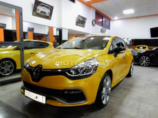 RENAULT Clio Rs sport occasion
