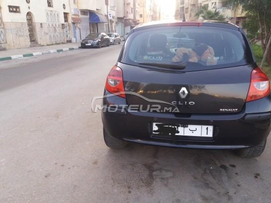 سيارة في المغرب RENAULT Clio 3 - 256649
