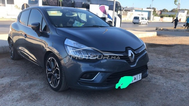 RENAULT Clio Intens dci 90 مستعملة