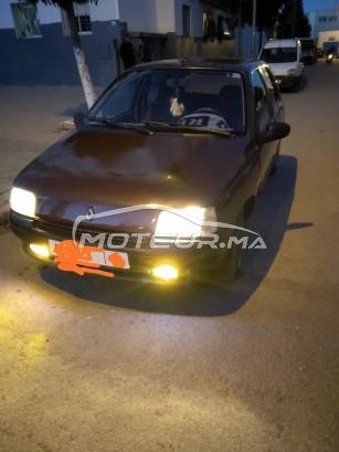 Voiture Renault Clio 1991 à casablanca  Essence  - 7 chevaux