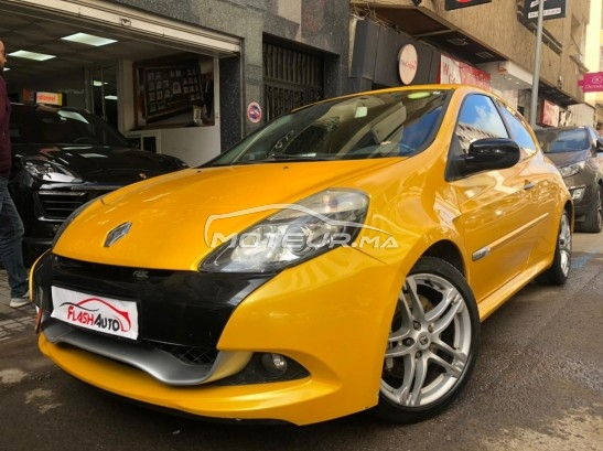 RENAULT Clio Rs.sport occasion
