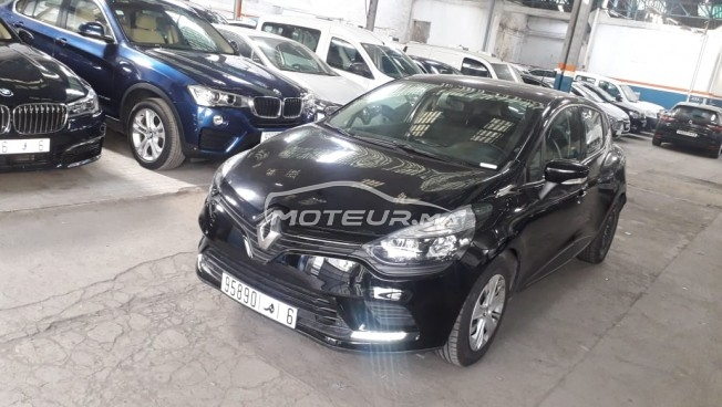 RENAULT Clio 4 life business 1,5 dci 85 cv occasion