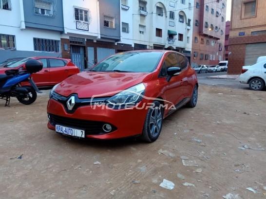 سيارة في المغرب RENAULT Clio 4 - 299753
