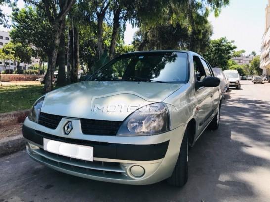 Voiture Renault Clio 2002 à casablanca  Diesel  - 6 chevaux