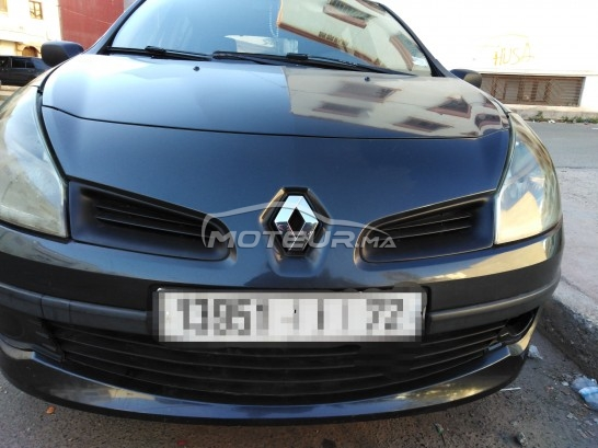 سيارة في المغرب RENAULT Clio 3 - 254913