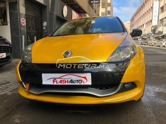 RENAULT Clio Rs.sport occasion 1110014