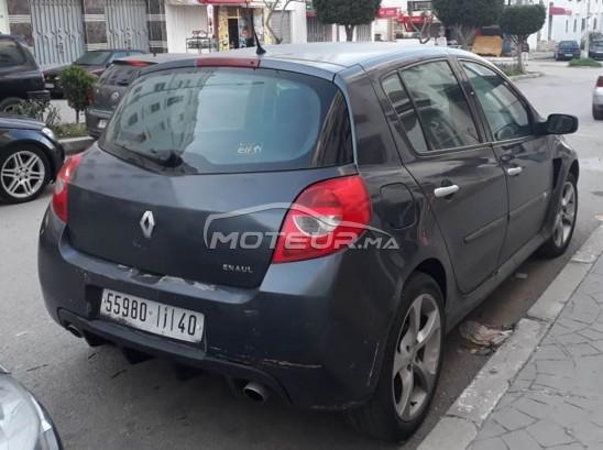 سيارة في المغرب RENAULT Clio 3 pack rs 1,2 l - 252333