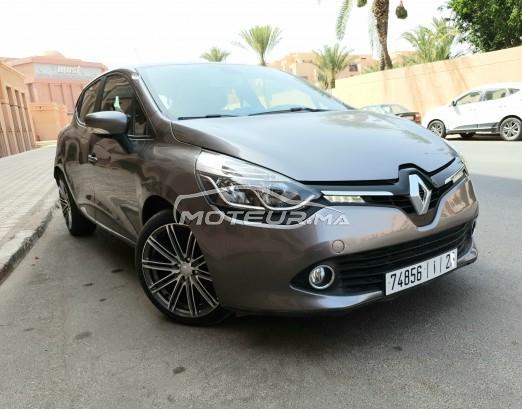 Voiture Renault Clio 2016 à marrakech  Diesel  - 6 chevaux