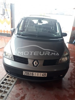 RENAULT Grand espace 2.2dci occasion